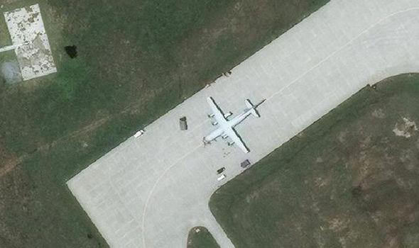 China aircraft
