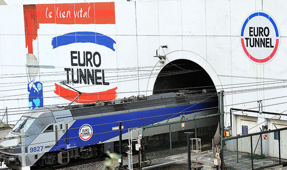 Resultado de imagen de eurotunnel