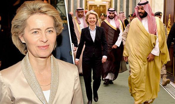 Germany Saudi
