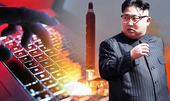 Hackers/Kim Jong-un