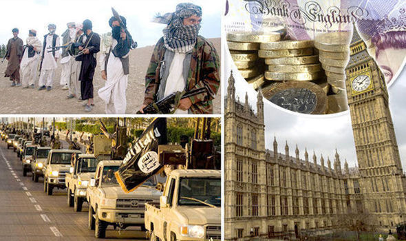 ISIS is targeting the UK