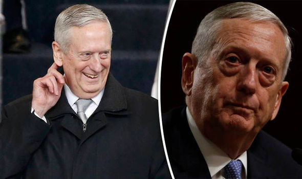 James Mattis, a retired Marine general