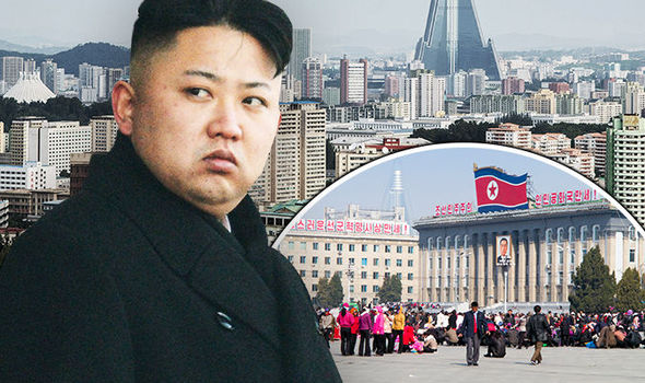 The North Korean leader has ordered an evacuation