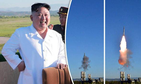 Kim Missile