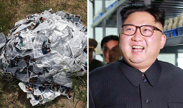 Kim Jong-un & propaganda