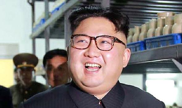 Kim Jong-un wants to merge Korea