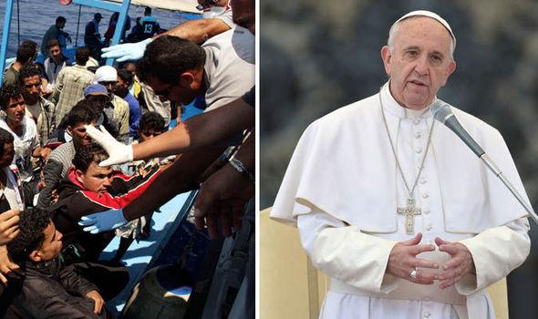 Migrans - Pope