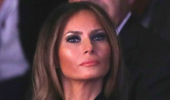 Melania Trump: The First Lady was reportedly ready to leave the White House shortly after the ballot