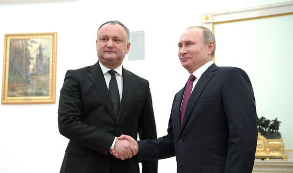 The new president of Moldova is not a fan of the EU and says he plans to be like Putin