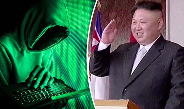 North Korea and cyberhackers