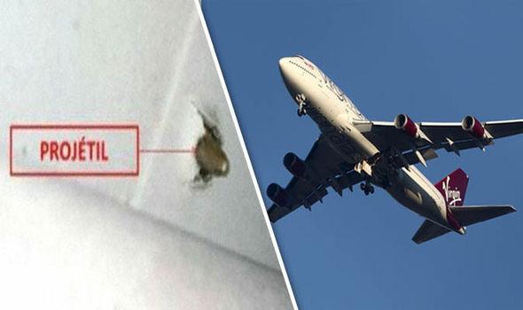 Plane bullet