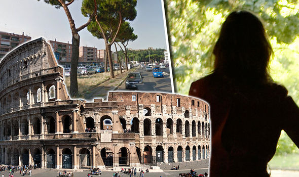 Rome migrant fears
