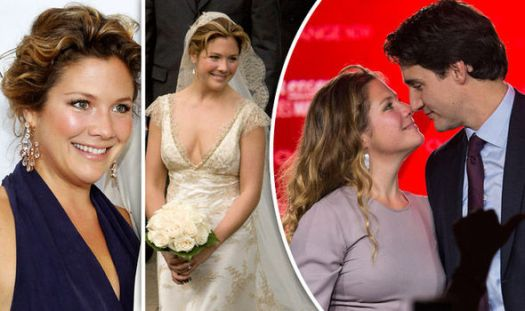 Who is Justin Trudeau's stunning wife Sophie Gregoire ...