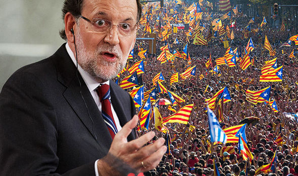 Spain Catalonia independence dictatorship