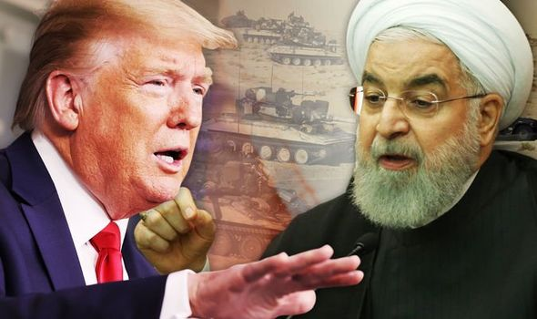 Tensions between the US and Iran have escalated