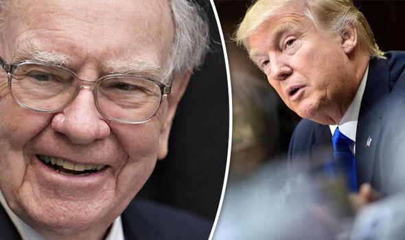 Warren Buffett/Donald Trump