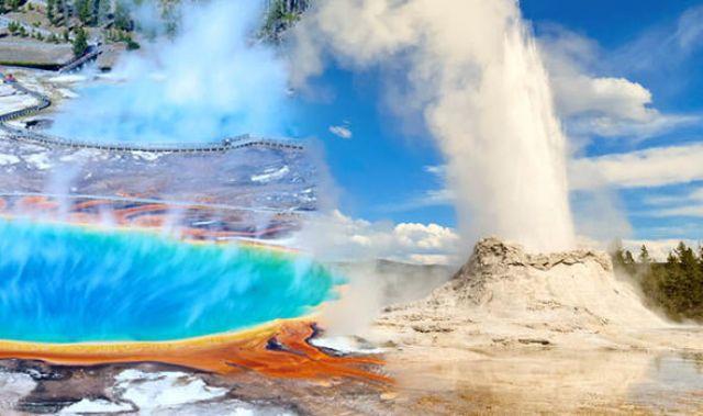 yellowstone national park wyoming volcano eruption earthquake latest