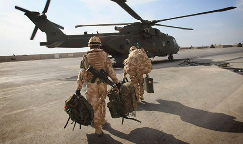 Image result for MOD names british soldier killed in Iraq
