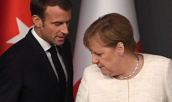 eu news merkel macron germany france eu veto