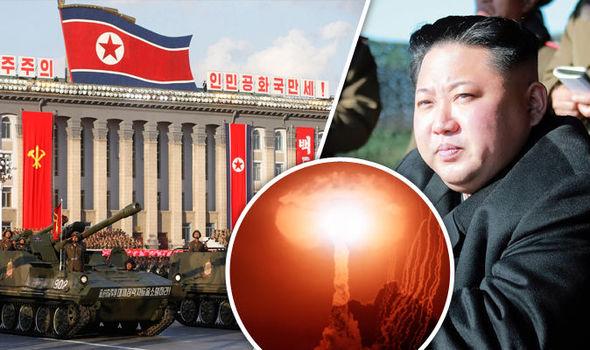 kim jong un pyongyang evacuation