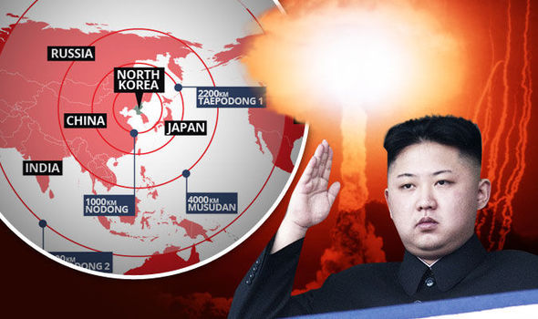 Image result for kim Jong-un wants to bomb america