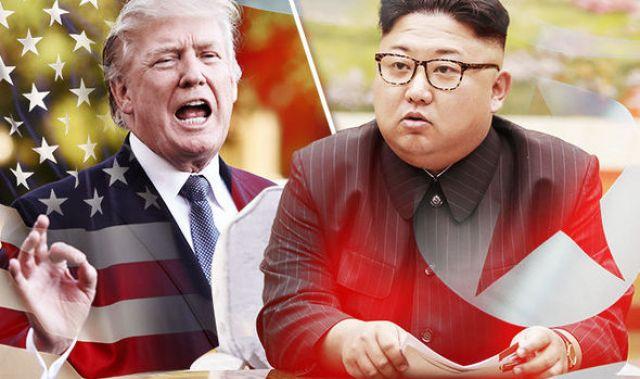 Risultati immagini per north korea US