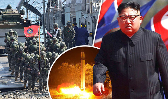 Image result for ISIS  &  N. Korea crisis