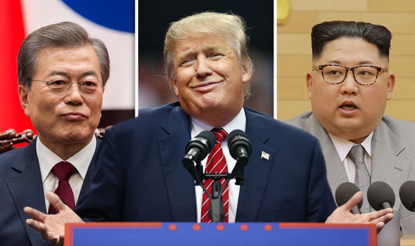 Image result for USA, South and North Korea images