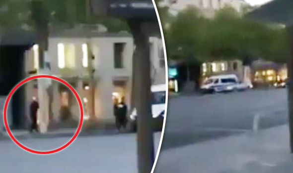 Video of paris shooting