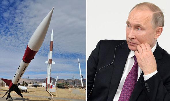 russia rocket vladimir putin