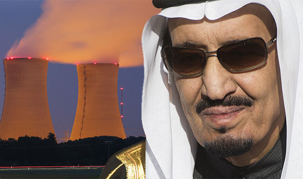 saudi arabia nuclear power