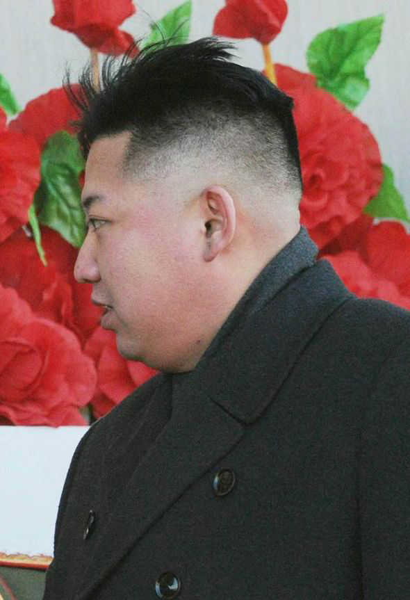 Men In North Korea Ordered To Copy Kim Jong Uns