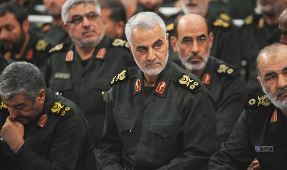 Iranian commander Qassem Soleimani was killed in the attack