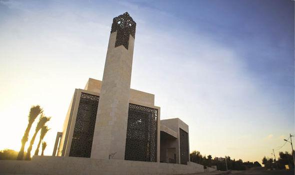 Al Rawda mosque