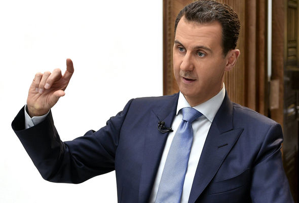 Russia continues to support Syrian President Bashar al-Assad