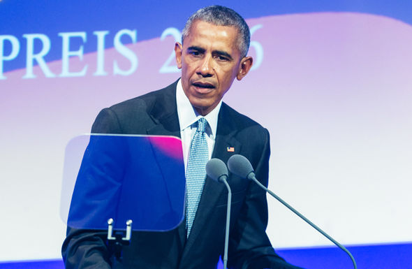 Barack Obama made security services' jobs easier