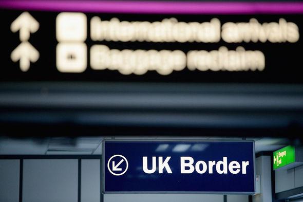 British borders