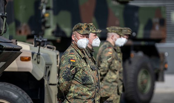 Bundeswehr: Germany's individual states are not allowed to have armed forces