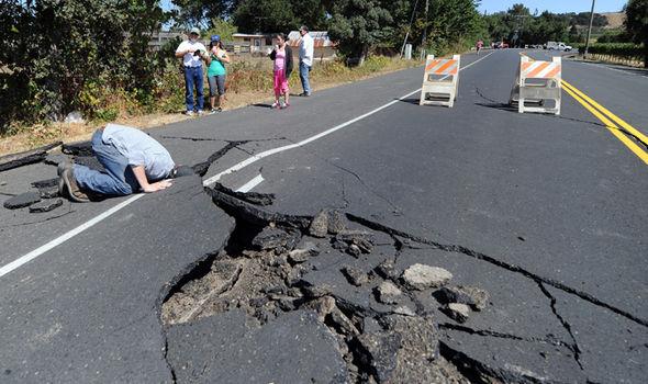 Californian earthquake 1994