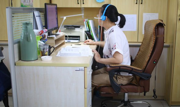 China internet: The country's internet access is considerably scaled back