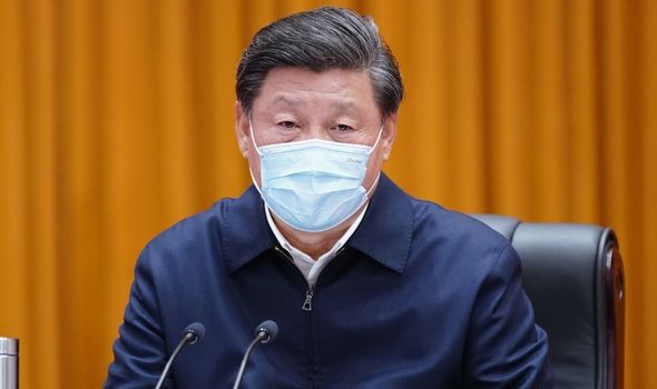 China rejects allegations