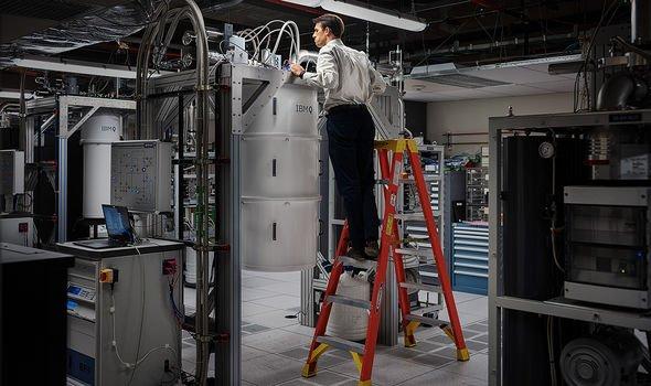 Nouvelles de la Chine: supercalculateur IBM à New York 2019