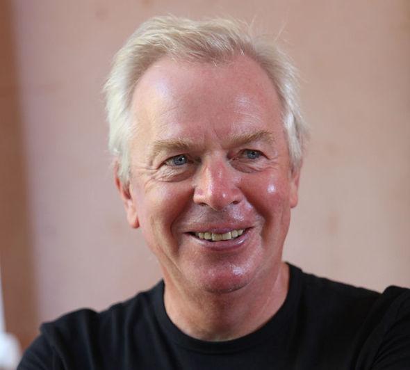 British architect David Chipperfield