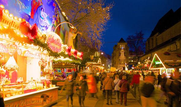Dortmund Christmas Market