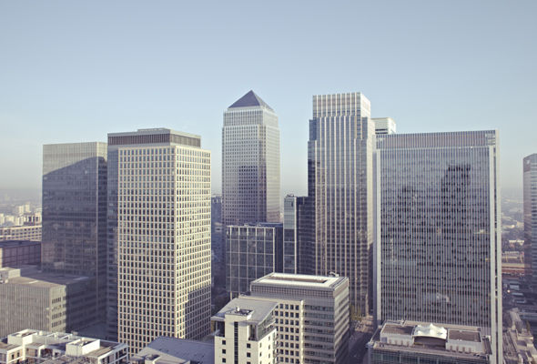 The EBA is currently based at Canary Wharf
