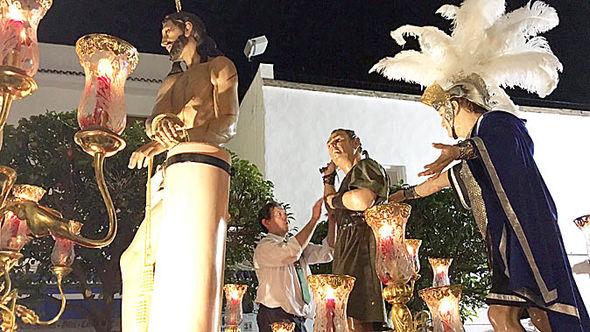 Easter parade Marbella 2017
