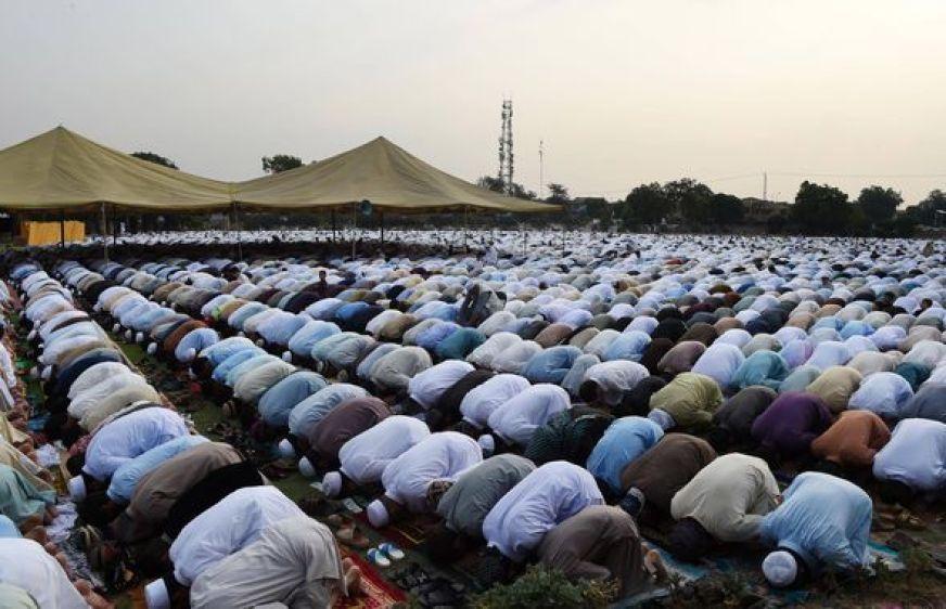 Eid image from Pakistan
