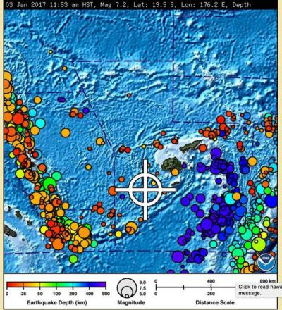 TradCatKnight: Planet X Incoming; Another Huge Quake in Fiji