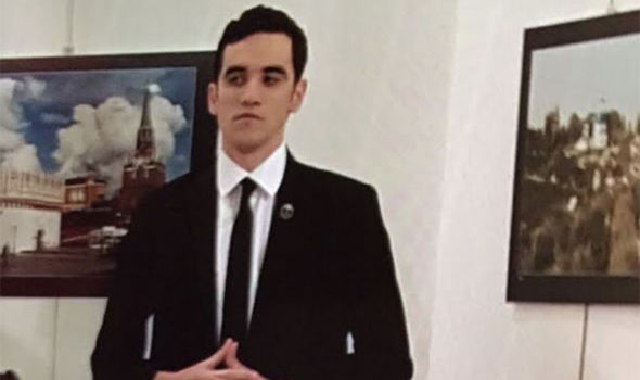Russian ambassador shot dead by Islamist gunman