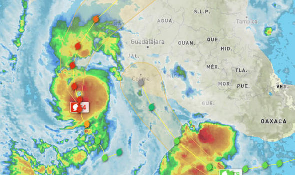 Hurricane Willa